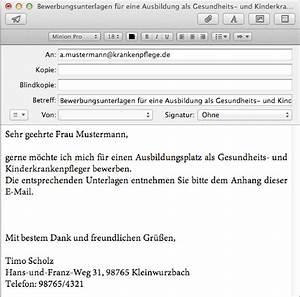 Anschreiben Rechnung Per E Mail : ab die post me2be ausbildung und studium in schleswig ~ Themetempest.com Abrechnung