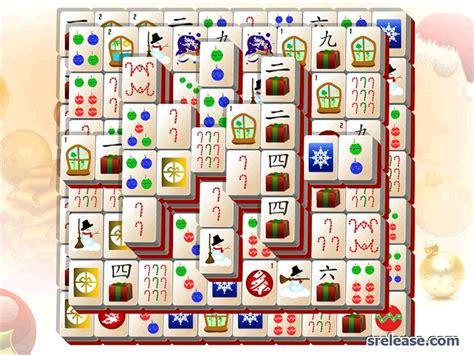 download christmas present mahjong games entertainment