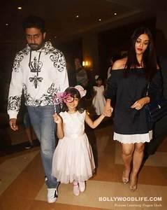 While Abhishek Bachchan and Aishwarya Rai are all serious ...