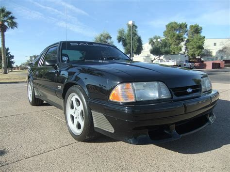 rare  supercharged   offered  ebay saleen