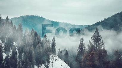 Action Fog Snow Animation Graphicriver V2 Desire
