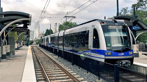 Light Rail by Driverless Cars Are Coming To But Light Rail