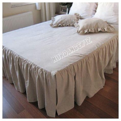 split corner bed skirt oatmeal models and beds on