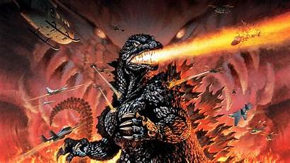 Godzilla Wallpapers Destruction Pixelstalk