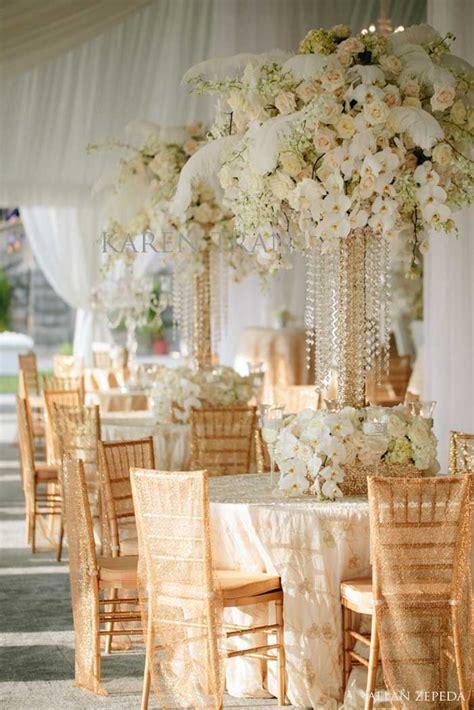 Glamorous Wedding Centerpieces MODwedding