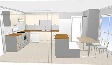 build a kitchen island kitchen layout peninsula vs island banquette