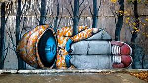 Plus Belles Photos Insolites : street art les plus belles oeuvres de seth buzz insolites ~ Maxctalentgroup.com Avis de Voitures