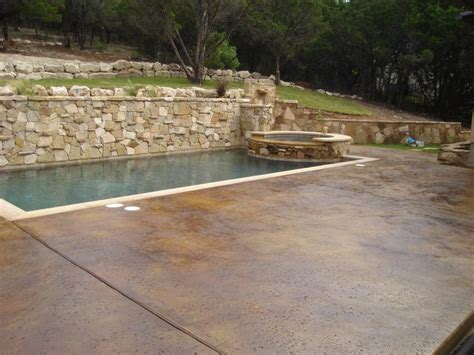concrete patio cost stained concrete patio cost landscaping gardening ideas