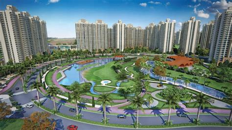 Top 5 Integrated Townships In Noida