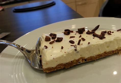 Philadelphia-torte Mit Weißer Schokolade