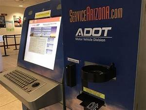 You can now pay with cash at Arizona Motor Vehicle ...