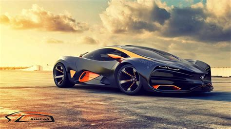 2015 Lada Raven Supercar Concept 2 Wallpaper