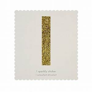 letter i gold glitter sticker gallinasmilza With gold letter wall stickers