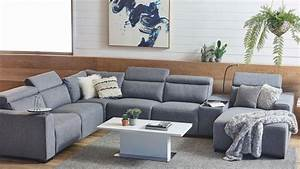 Buy benton fabric powered recliner sofa with chaise for Fabric sectional sofas with chaise and recliner