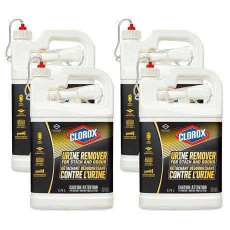 clorox urine remover  stains  odours walmart canada
