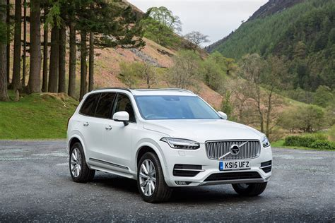 volvo xc review  uk  drive motoring research