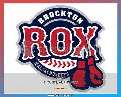 Baseball League Sportslogos Collegiate Futures Svg Brockton
