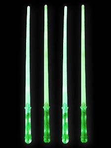 NEON ZWAARD GROEN MET 22 LEDs Classic Line GmbH