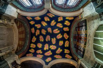 newly decorated chapel  westminster cathedral honours