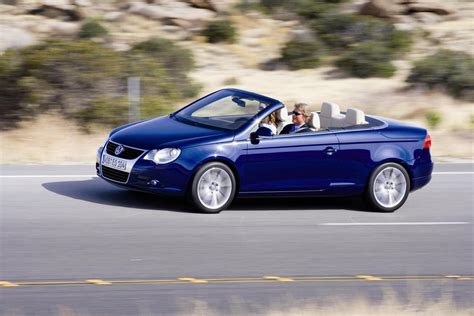 2006 Volkswagen Eos Picture 82749 Car Review Top Speed