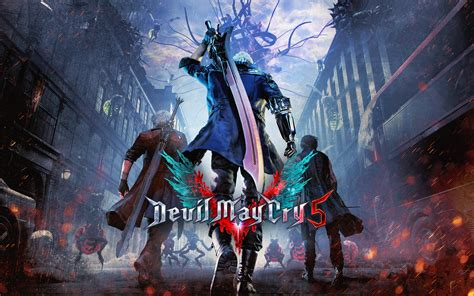 Devil May Cry 5 E3 2018 Wallpapers  Hd Wallpapers  Id #24481