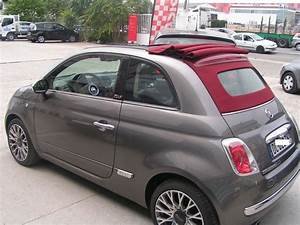 Fiat 500 Vente : vendu cette semaine 500 cabrio twinair 85 11 000 kms 1ere main reprise auto et vente avec ~ Gottalentnigeria.com Avis de Voitures