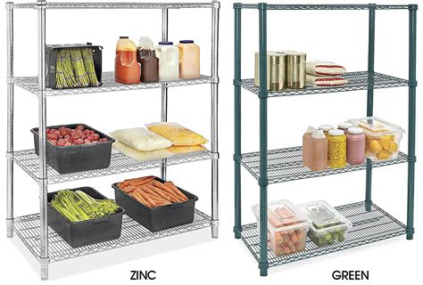 Epoxy Wire Shelving Epoxy Coated Wire Shelving In Stock