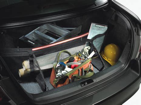 cargo net accord sedan
