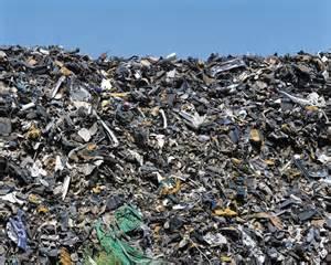 Overflowing Landfills