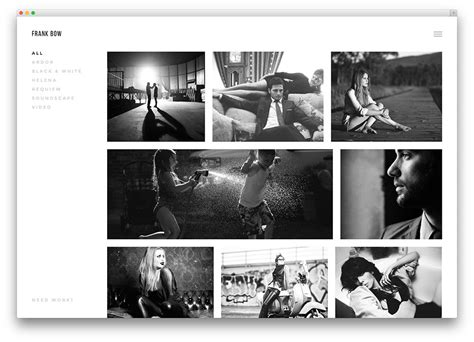 best website templates for photographers 50 best photography themes 2018 colorlib