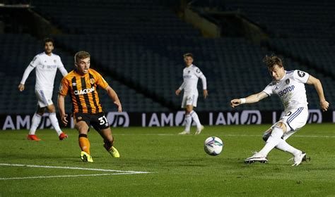 Muted Leeds dumped out of Carabao Cup by Hull City ...