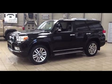 2011 Toyota 4runner Reviews by 2011 Toyota 4runner Limited Review