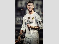Sergio Ramos Real Madrid iPhone Wallpaper HD by adi149 on