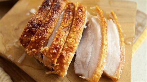 roast shoulder  pork  crispy crackling  roast
