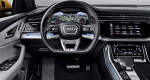 Audi Q8 Interieur : 2019 audi q8 suv preview consumer reports ~ Medecine-chirurgie-esthetiques.com Avis de Voitures