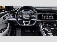 2019 Audi Q8 SUV Preview Consumer Reports