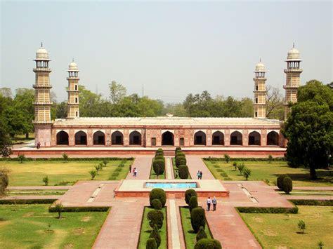 Jahangir Tomb, Lahore (Pakistan) : Photos, Diagrams ...