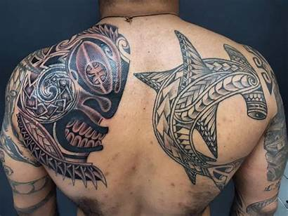 Samoan Tattoo Tattoos Designs History Meaning Above