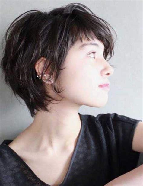 coupe de cheveux moderne courte les 25 meilleures id 233 es de la cat 233 gorie cheveux brune d 233 grad 233 sur brune ombre et