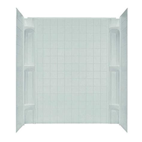 54 x 27 bathtub with surround 3 mobile home bathtub wall kit w corner caddies