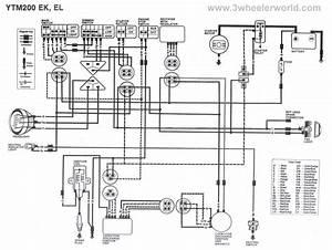 Yamaha Blaster 200 Wiring Diagram