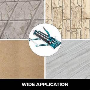 Multiple Angle Cuttings Ceramic 40 U0026quot  Manual Tile Cutter