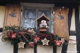 decoration de noel alsacienne chambres d h 244 tes les combes orbey en alsace photos