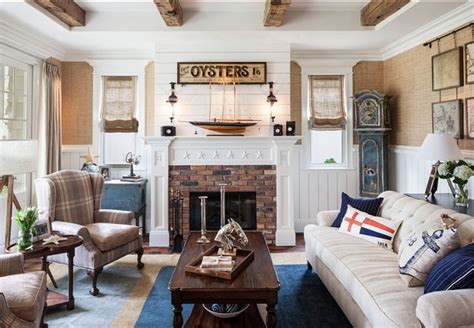 Coastal Cape Cod Home  Home Bunch Interior Design Ideas