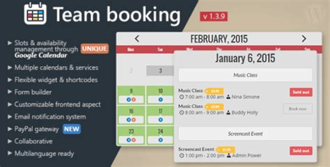 top  wordpress booking calendar plugins  degree