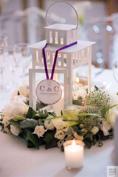 decoration mariage blanc lanternes mariage centre de