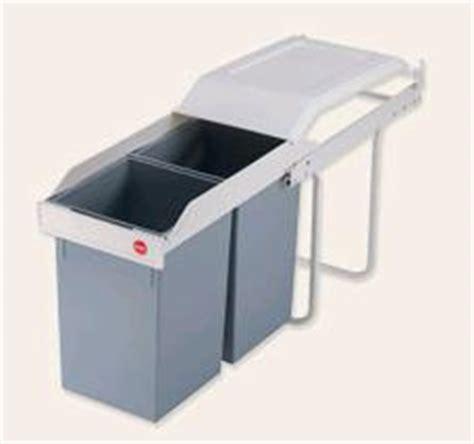 poubelle cuisine encastrable 30 litres poubelle tri selectif 2x15 litres encastrable multi box