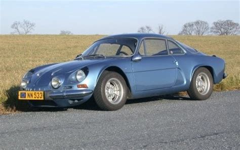 Renault Alpine For Sale by Nicest We Ve Seen 1969 Renault Alpine A110 Bring A Trailer