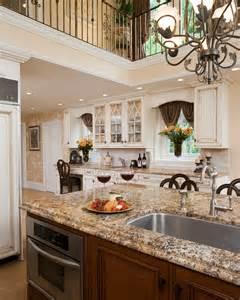 Two Story Kitchen  Custom Kitchen & Bathroom Remodeling
