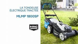 Tondeuse Electrique Mac Allister : tondeuse lectrique tract e mlmp 1800 sp 1800w mac ~ Melissatoandfro.com Idées de Décoration